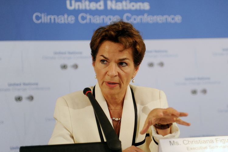 Christiana Figueres UN Official We Should Make Every Effort To Depopulate The