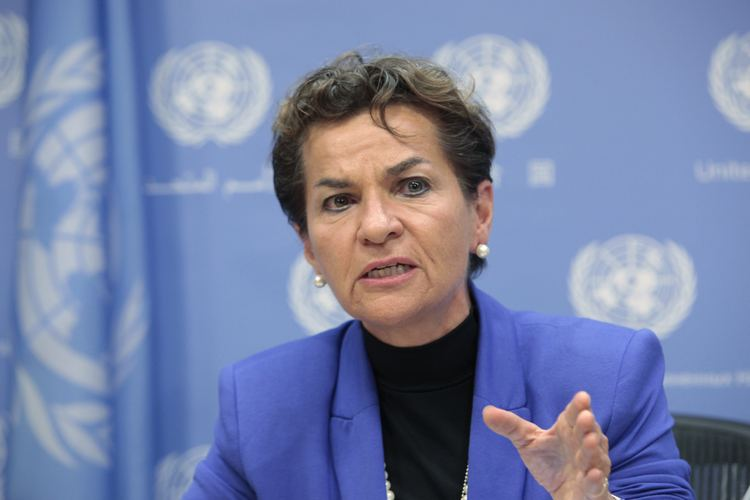 Christiana Figueres Health experts call on medical sector to divest from
