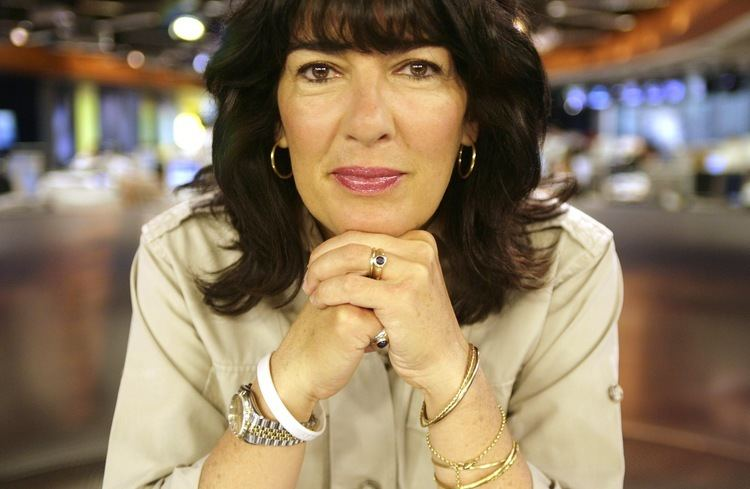 Christiane Amanpour Christiane Amanpour International War Correspondent