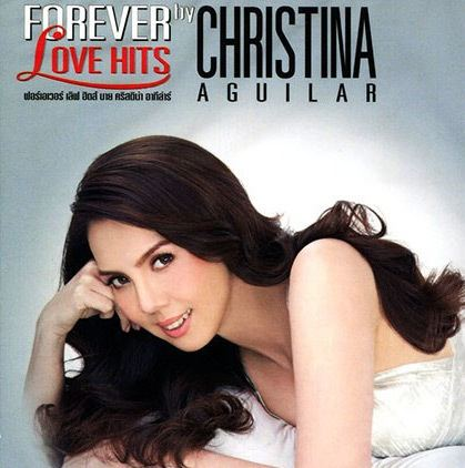 Christina Aguilar Christina Aguilar Forever Love Hits 2 CDs eThaiCD