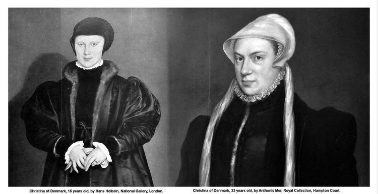 Christina of Denmark Christina of Denmark November 1521 10 December 1590 a Flickr