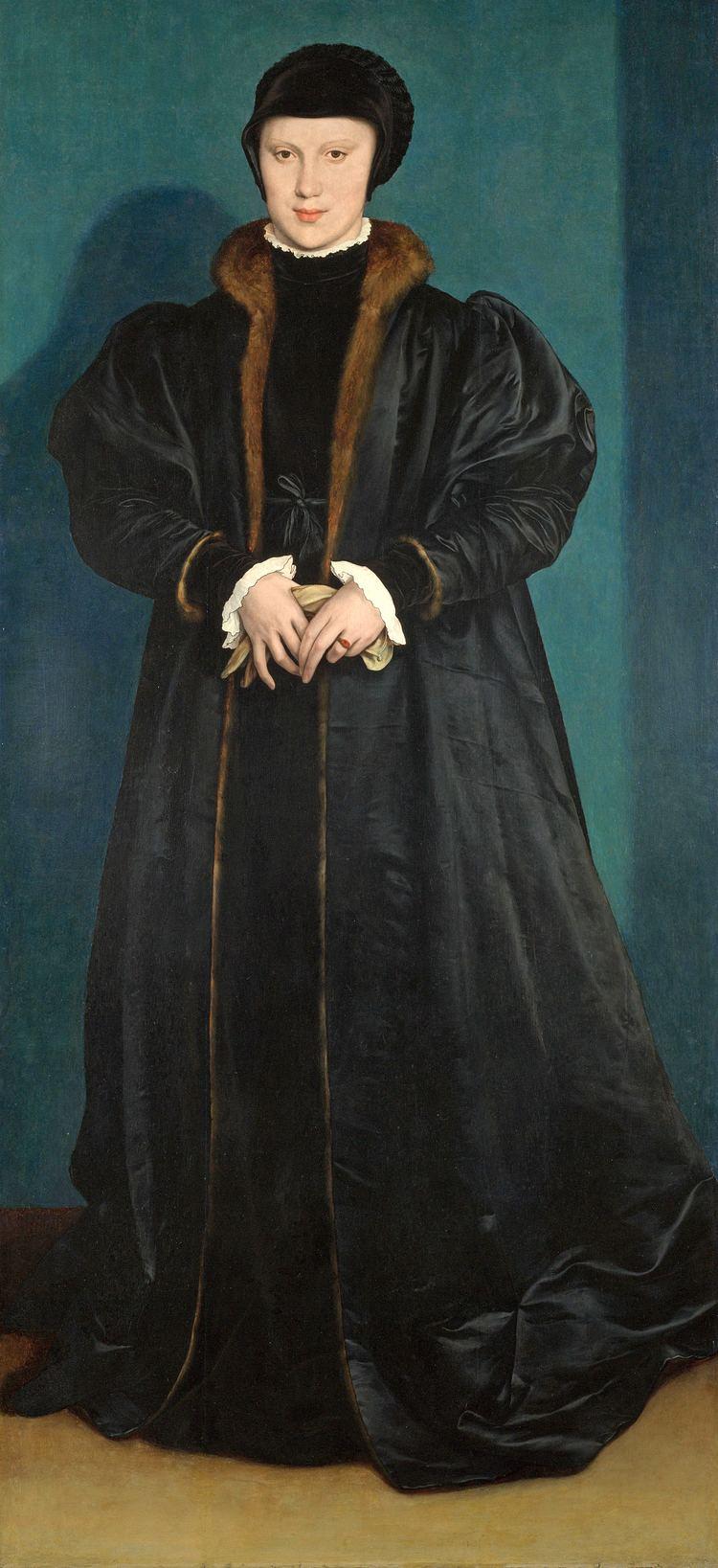 Christina of Denmark httpsuploadwikimediaorgwikipediacommons99
