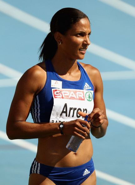 Christine Arron Christine Arron Photos 20th European Athletics