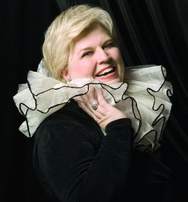 Christine Brewer Review Soprano Christine Brewer and organist Paul Jacobs