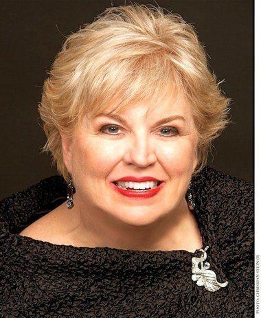 Christine Brewer Christine Brewer to sing at Kean University39s Enlow Hall