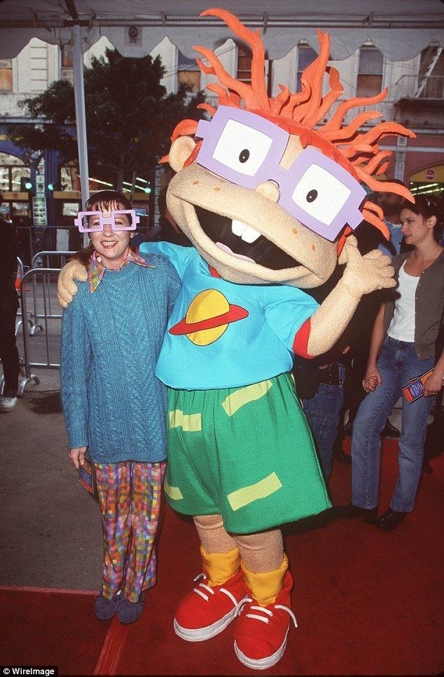 Christine Cavanaugh Rugrats and Babe voice actress Christine Cavanaugh dead at 51
