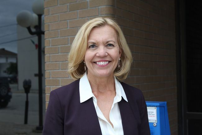 Christine Elliott Elliott leadership campaign makes stop in Timmins