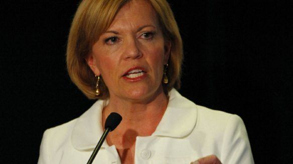 Christine Elliott Christine Elliott Jim Flaherty39s widow to bid for