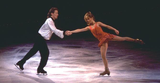 Christine Hough Figure Skating