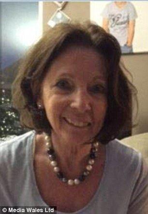 Christine James Floridabound Christine James found dead in her Cardiff Bay flat
