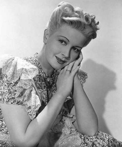 Christine McIntyre Christine McIntyre Blonde Actresses 1930s and 1940s
