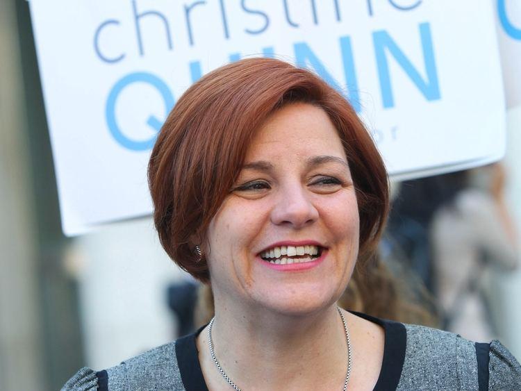 Christine Quinn DavidMixnercom Live From Hell39s Kitchen