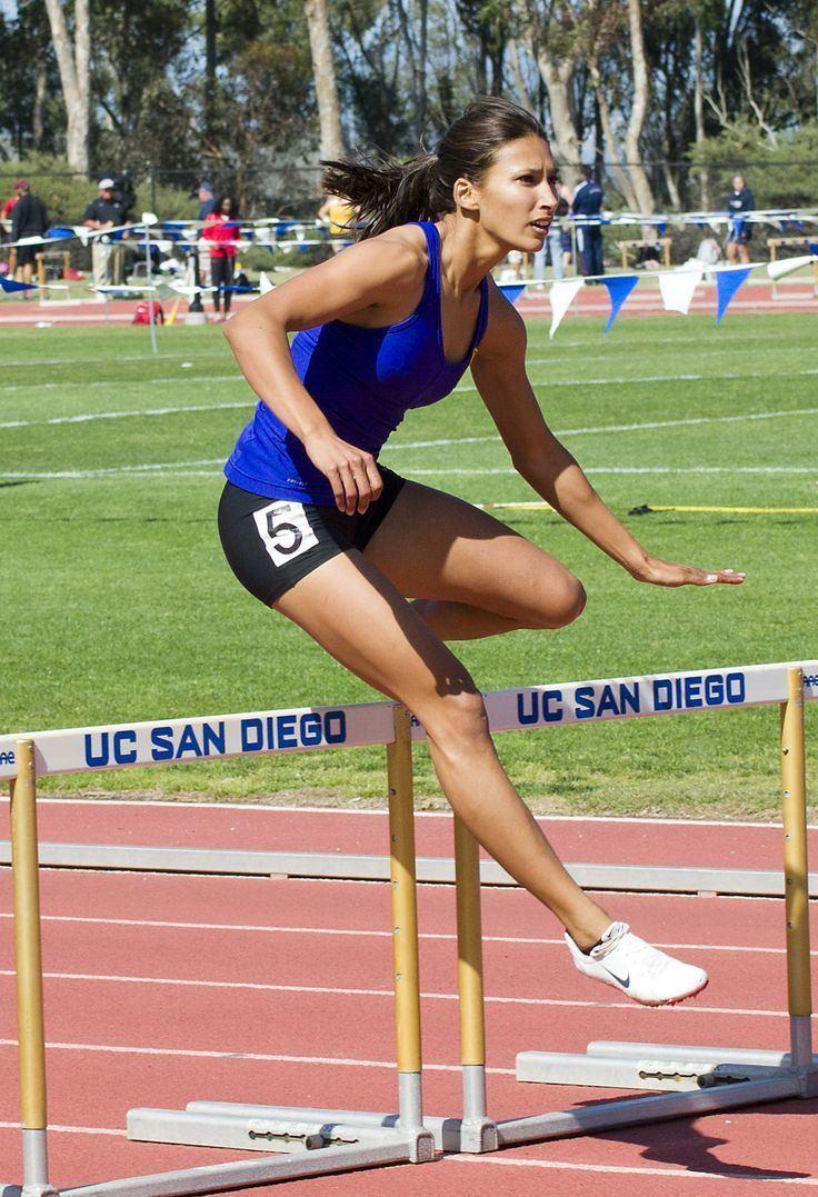 Christine Sonali Merrill Christine Sonali Merrill Sri Lanka Track 400m Hurdles