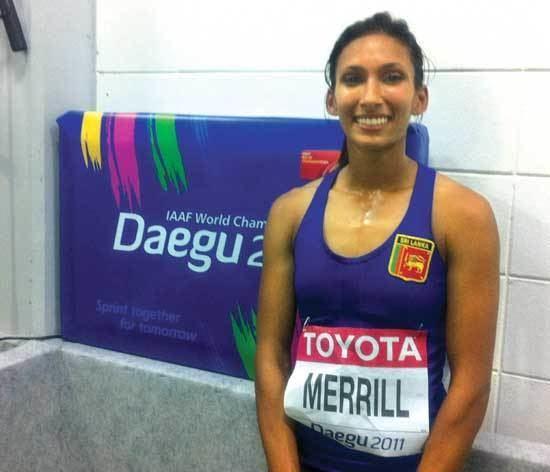 Christine Sonali Merrill Sri Lanka Sports News Online edition of Daily News