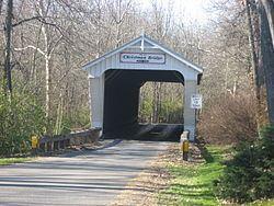 Christman Covered Bridge httpsuploadwikimediaorgwikipediacommonsthu