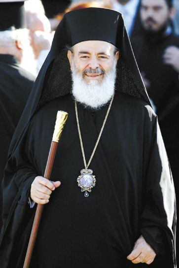 Christodoulos of Athens MYSTAGOGY Last Words of Archbishop Christodoulos of