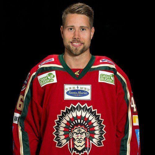 Christoffer Persson Christoffer Persson Frlunda Indians SHL SvenskaFanscom
