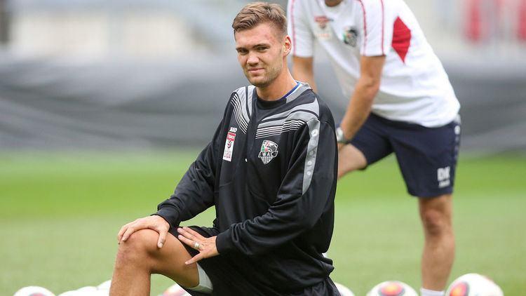 Christoph Kobleder Christoph Kobleder vor Wechsel zum FC Wacker LAOLA1at