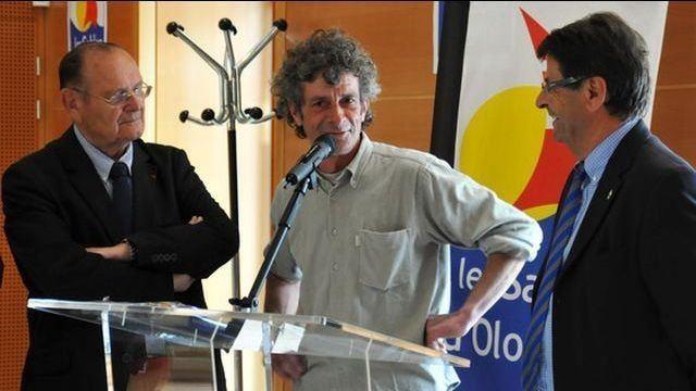 Christophe Auguin Christophe Auguin sort d39un long silence France 3 Basse