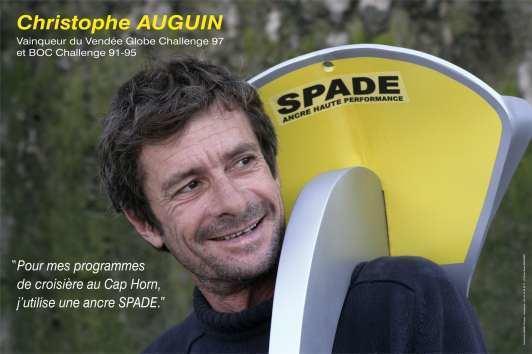 Christophe Auguin Livre d39or