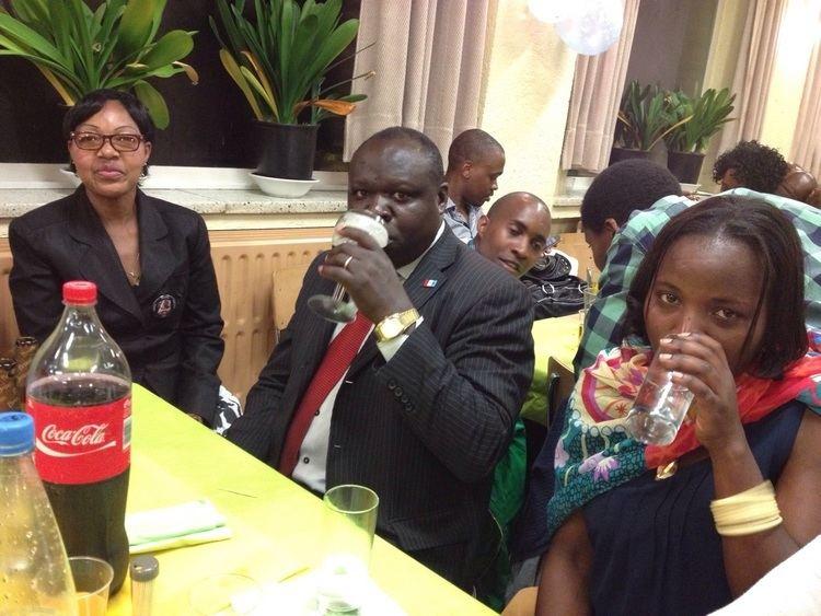 Christophe Bazivamo Christophe Bazivamo Visi prezida wa FPR yashatse gucengeza amatwara