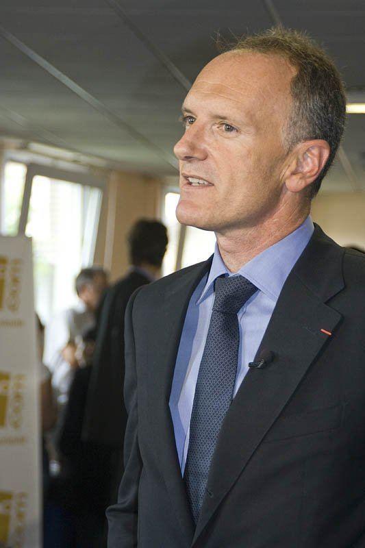 Christophe Cuvillier M Christophe Cuvillier PrsidentDirecteur gnral de la
