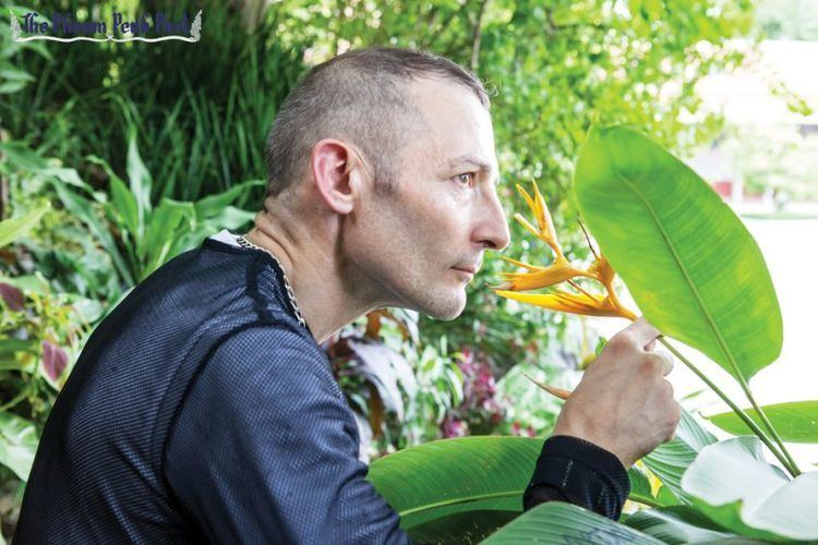 Christophe Laudamiel The nose knows Master of scent to nail down Cambodias essential