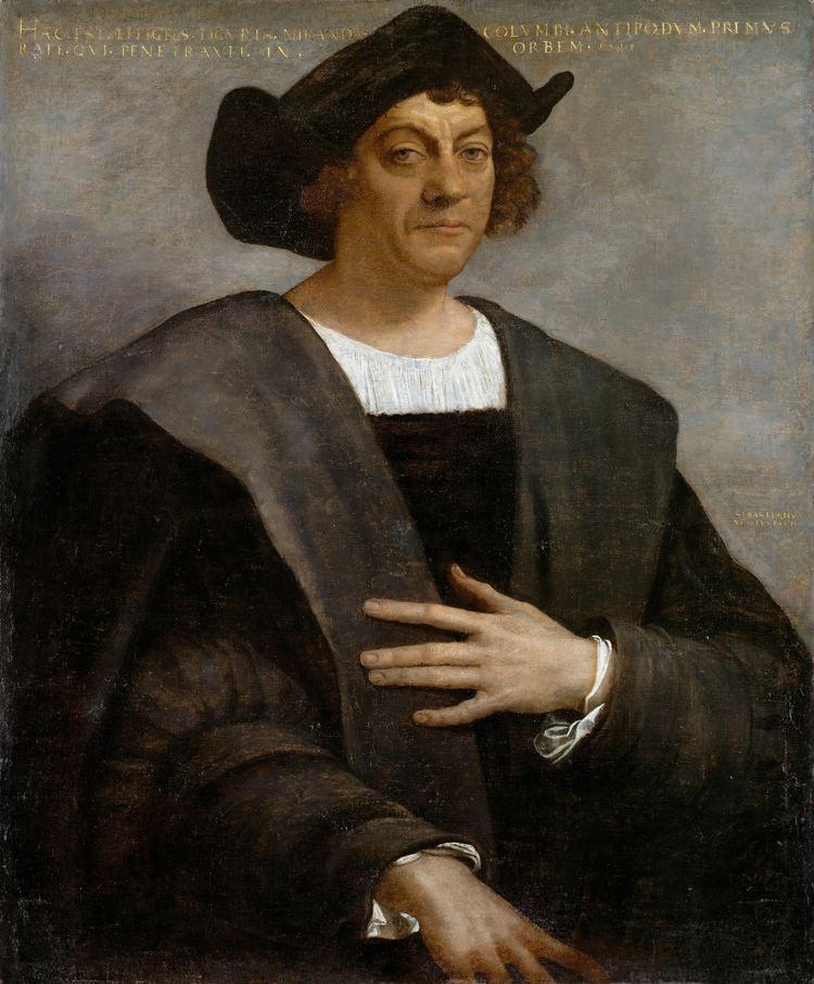 Christopher Columbus Christopher Columbus Wikipedia the free encyclopedia