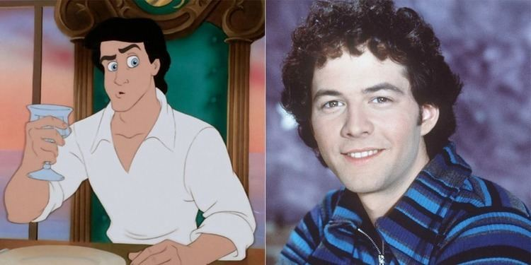 Christopher Daniel Barnes Here is What 30 of Your Fave Disney Charcaters39 REAL Faces