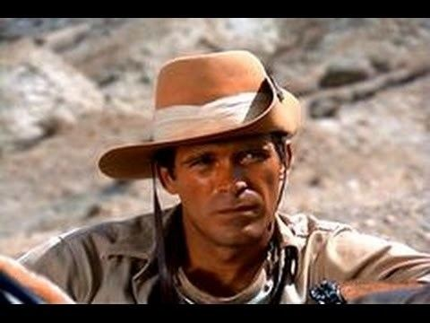 Christopher George Tribute to actor Christopher George aka Sergeant Sam Troy of The Rat