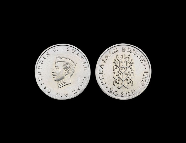 Tanzania 50 Senti Cents 1988-1990 rabbit,21mm steel coin UNC