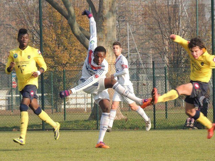 Christopher Martins Pereira L39nigme Christopher MartinsPereira Olympique Lyonnais
