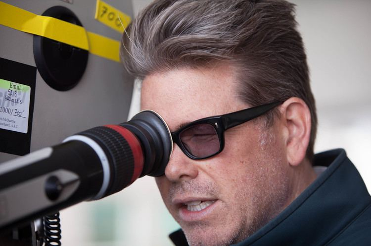 Christopher McQuarrie Christopher McQuarrie Accepts His Mission Impossible For