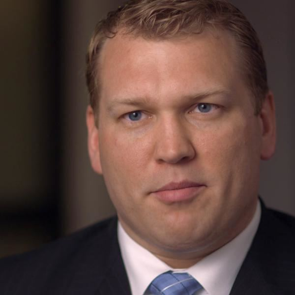 Christopher Nowinski The FRONTLINE Interview Chris Nowinski League of Denial The