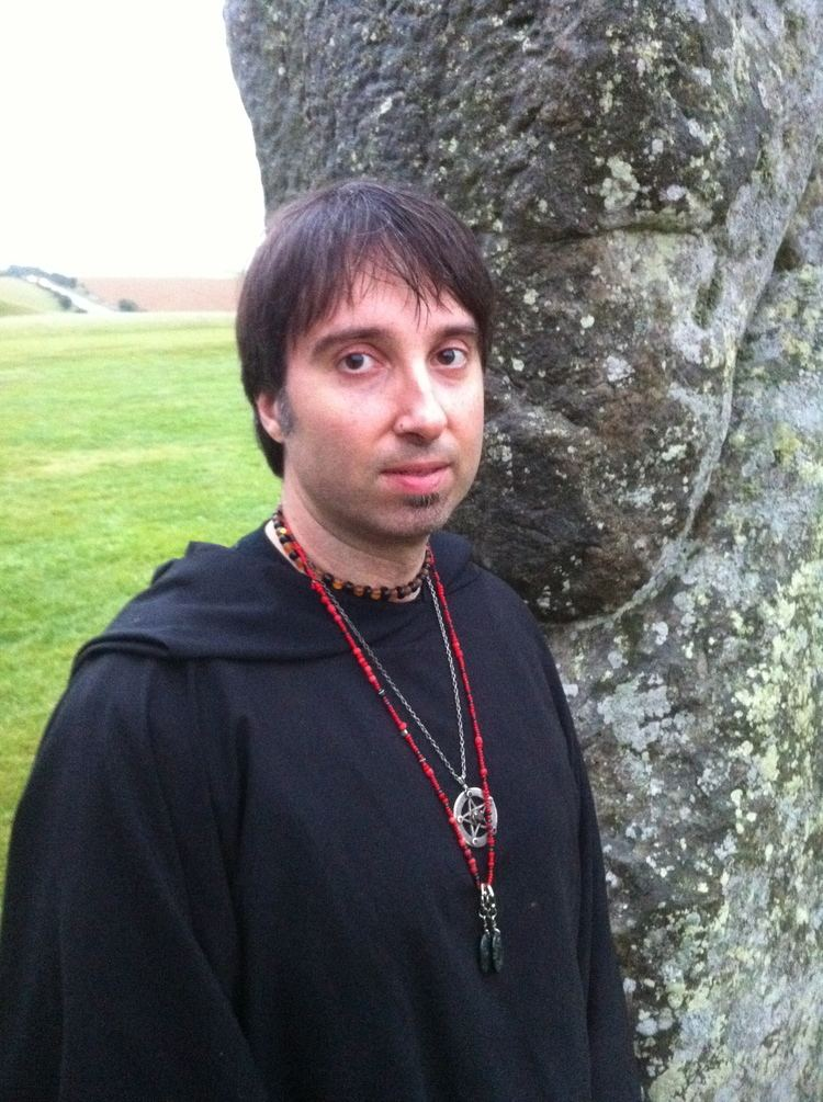 Christopher Penczak Christopher Penczak Interview with Paganicon Guest