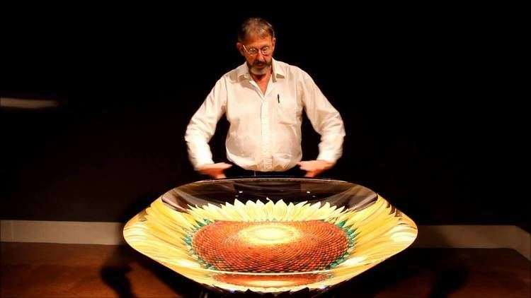 Christopher Ries Glass Artist Christopher Ries Discusses His Craft YouTube
