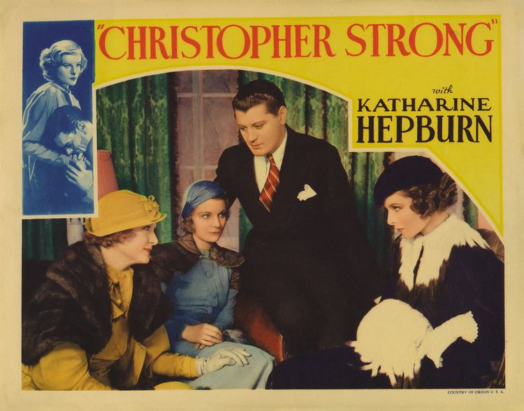 Christopher Strong The Film Where Kate Hepburn Has An Abortion By Flying Into The Sun
