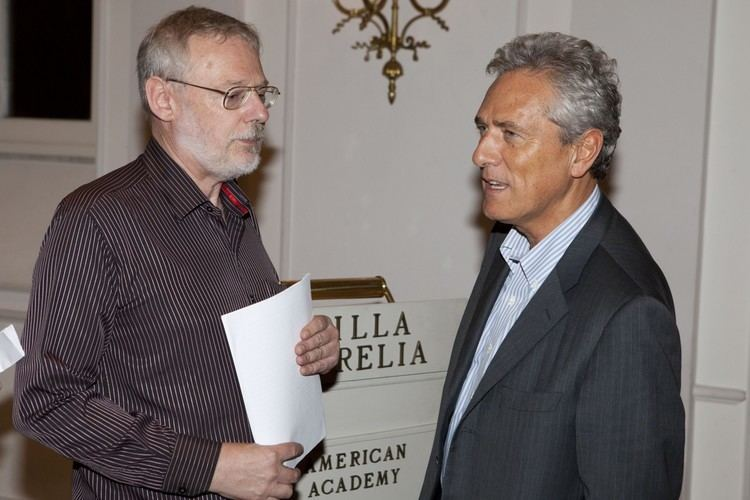 Christopher Wickham Features American Academy in Rome