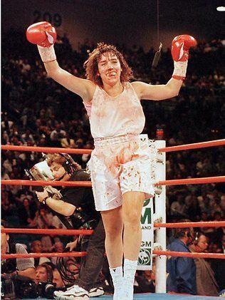 Christy Martin (boxer) Former pro boxer Christy Martin allegedly stabbed and shot