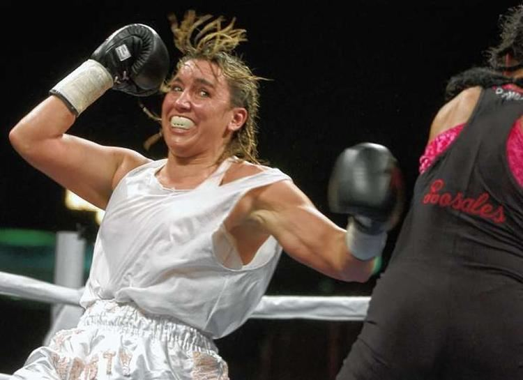 Christy Martin (boxer) Martin fights for next generation of women boxers NY
