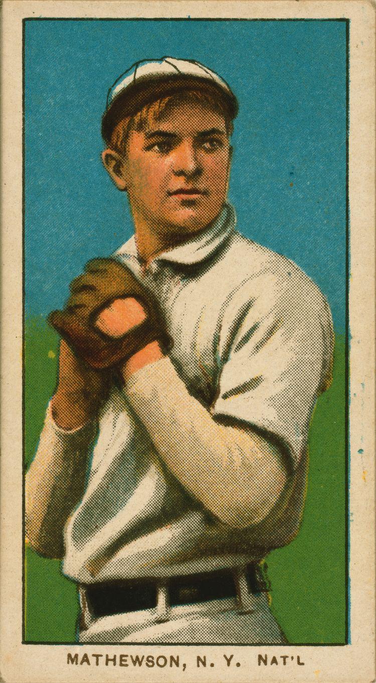 Christy Mathewson FileChristy Mathewson pitcher New York Giants ca 1910jpg