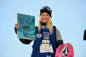 Christy Prior Snowboarder Christy Prior Wins Silver Medal at X Games in Norway
