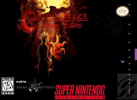 Chrono Trigger: Crimson Echoes - Alchetron, the free social