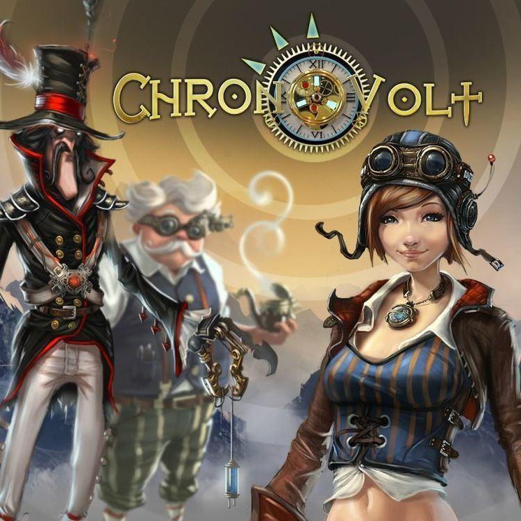 Chronovolt wwwmobygamescomimagescoversl282373chronovol