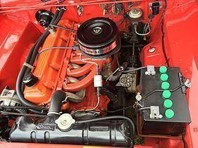 Chrysler Slant-6 engine Chrysler Slant6 engine Wikipedia