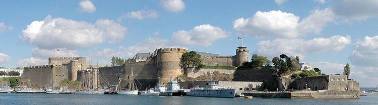 Château de Brest Chteau de Brest Wikipdia