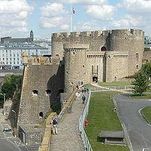 Château de Brest Chteau de Brest Wikipedia