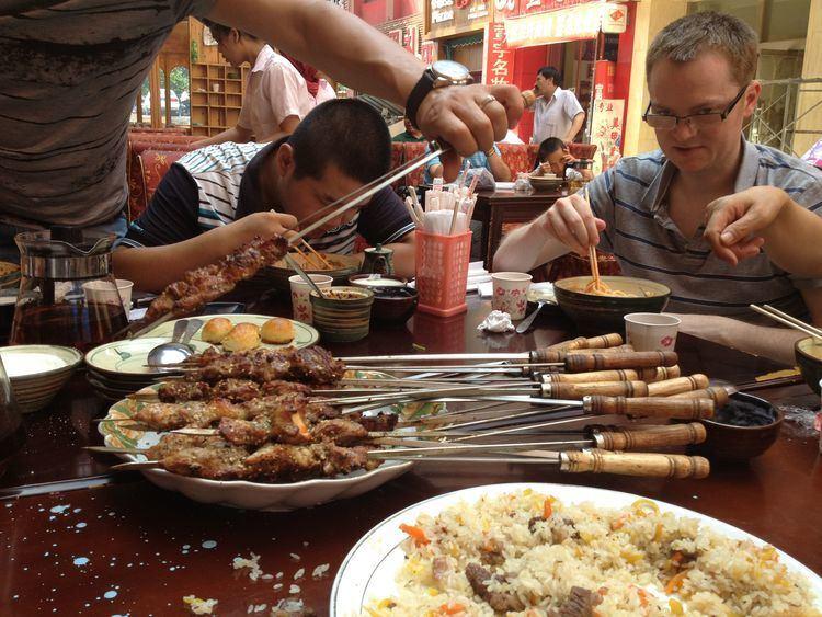 Chuan (food) Lamb Chuan39r Kebabs Shananigans Blog