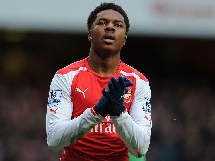 Chuba Akpom Chuba Akpom 39very close39 to signing new Arsenal contract
