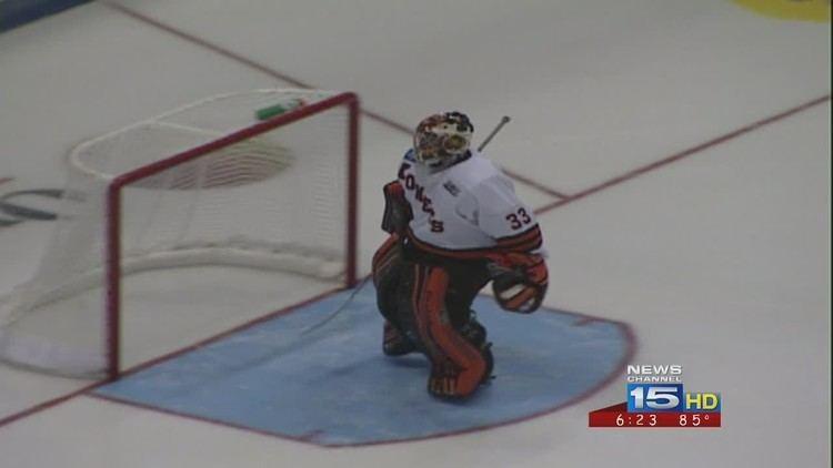 Chuck Adamson (ice hockey) Komets to retire jersey numbers of Nick Boucher and Chuck Adamson